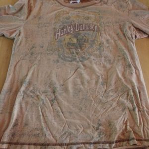 Harley Davidson T-Shirt Medium/Large